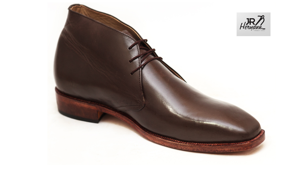 JR Hermann - Handmade Leather Shoes project video thumbnail