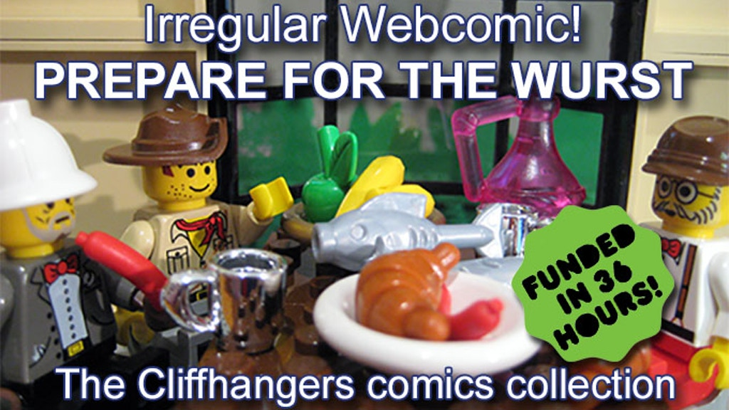 Irregular Webcomic!: Prepare for the Wurst project video thumbnail