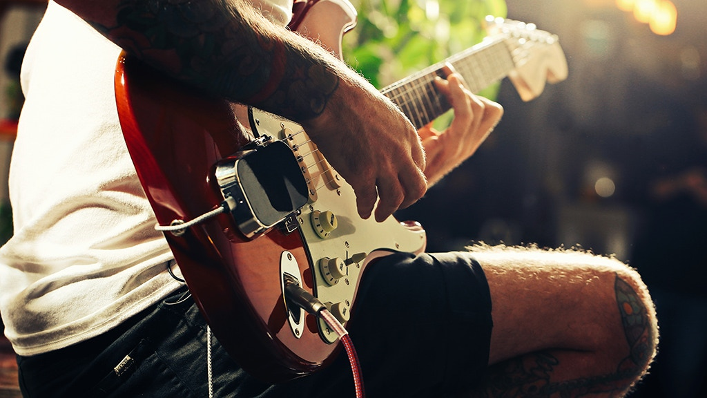 OneManBand (OMB) - A New Way to Play Guitar