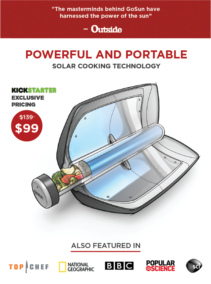 c7e6abb278d GoSun Go  Boil Water and Cook Meals with Solar Power by Patrick ...