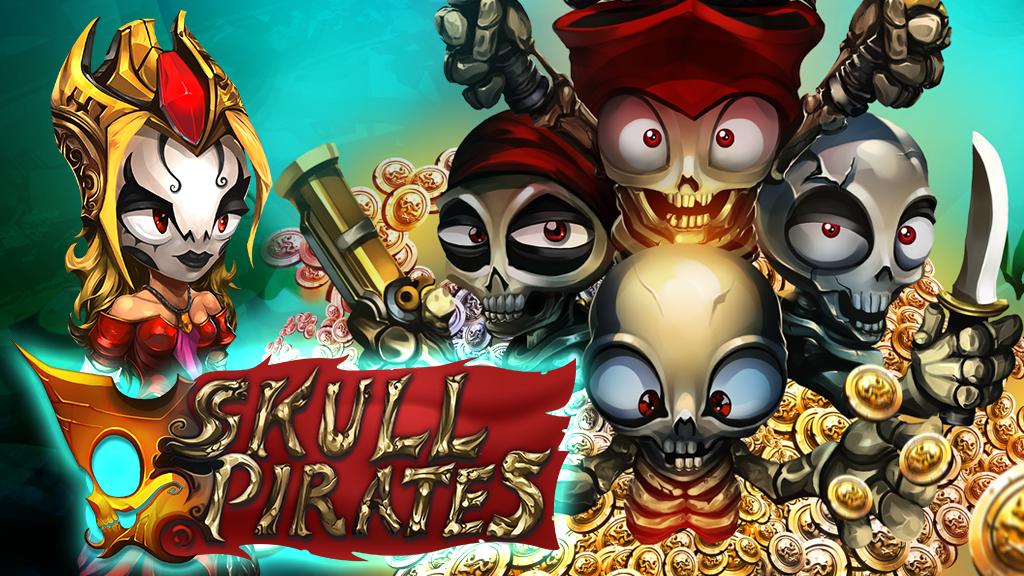 SkullPirates - A piratey action-RPG project video thumbnail