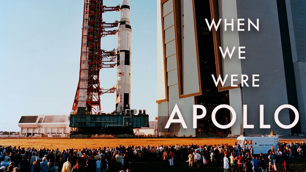 When We Were Apollo - A Feature Documentary project video thumbnail