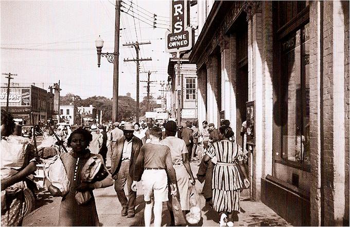 Monroe Street in Alabama