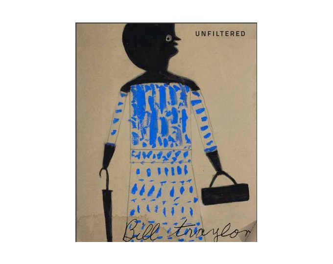 """""""Bill Traylor: Unfiltered"""" ($250): A book of Traylor's work, from Just Folk"""