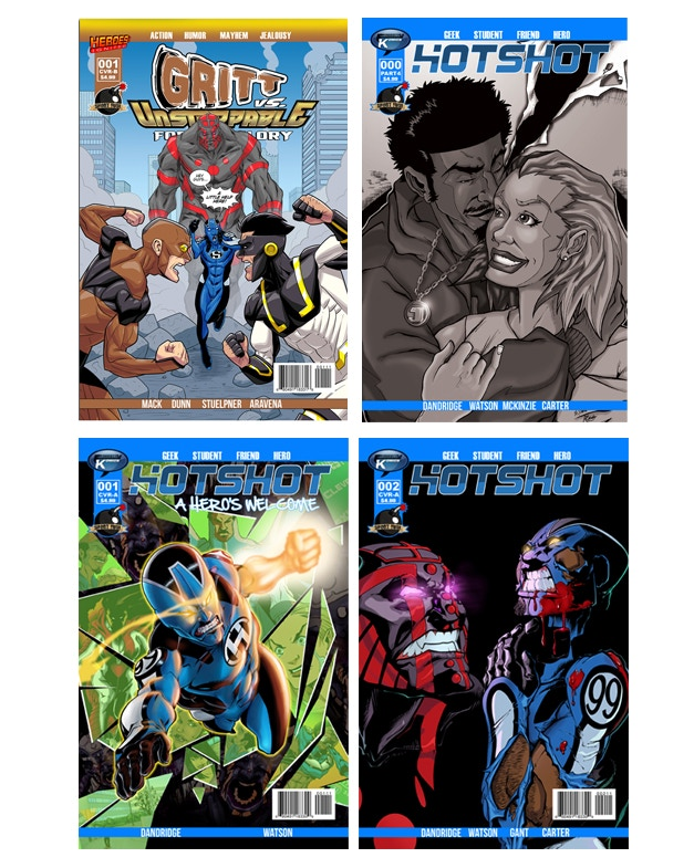 Comics We Delivered Directly Following Campaigns #WeAlwaysDeliver