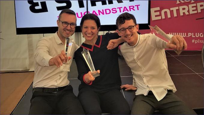 Prix de l'Innovation Plug & Start 2017