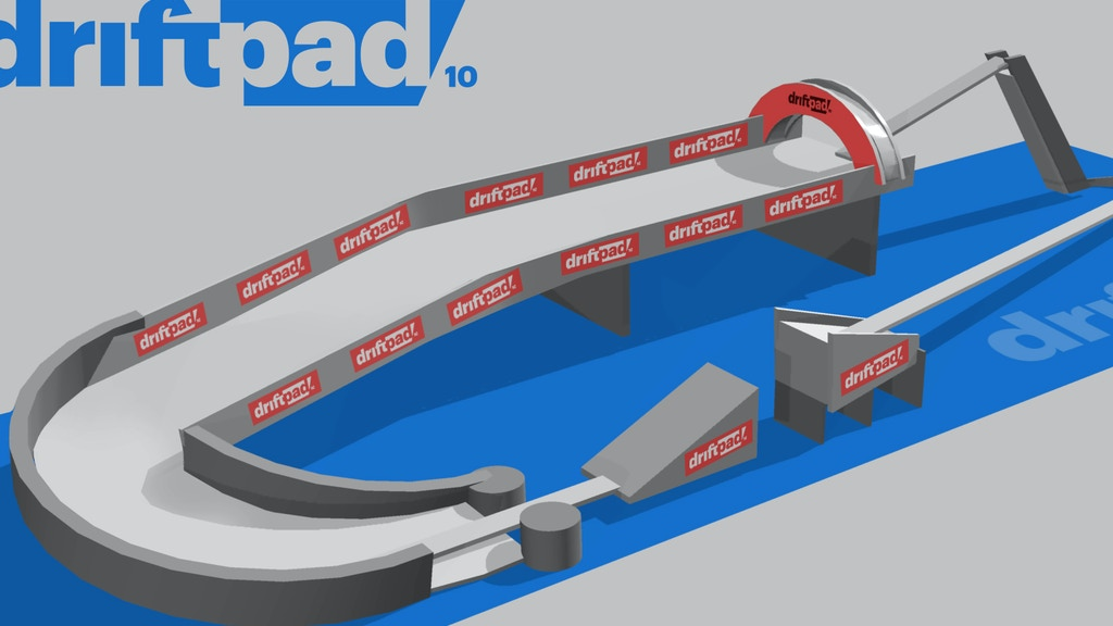 Rally Track For Hot Wheels project video thumbnail