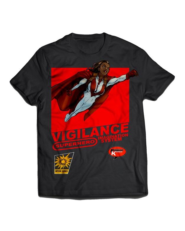 NES Vigilance T-shirt
