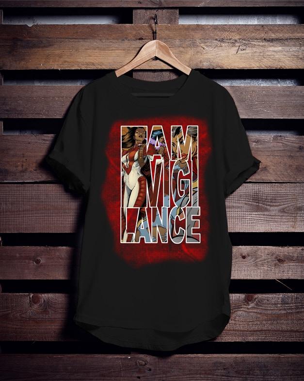 I Am Vigilance T-Shirt