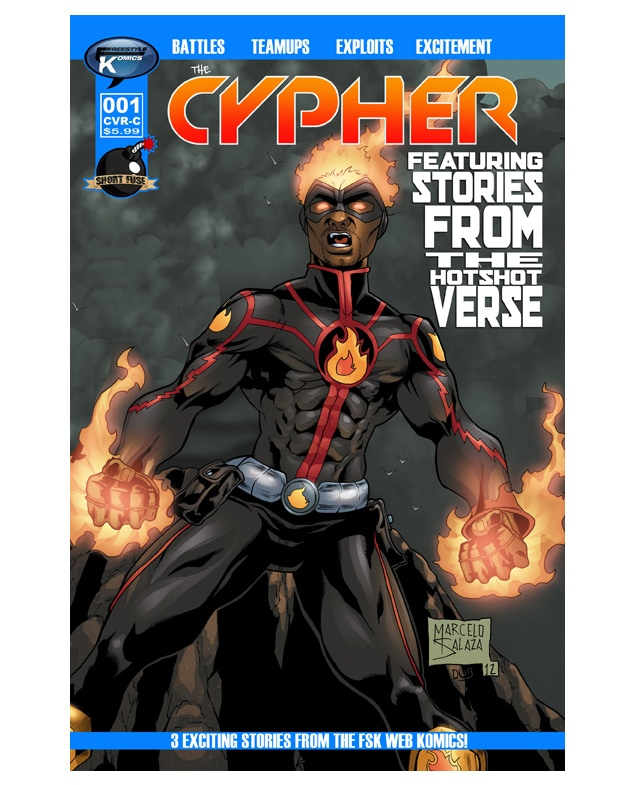 The Cypher #1 Cover Image