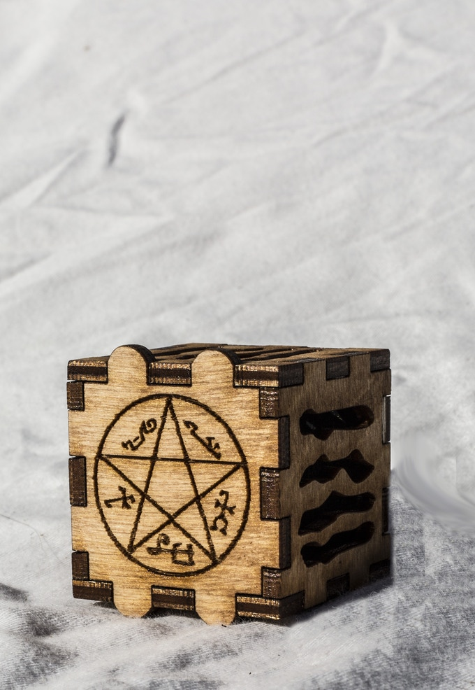 Dice Devil's Trap