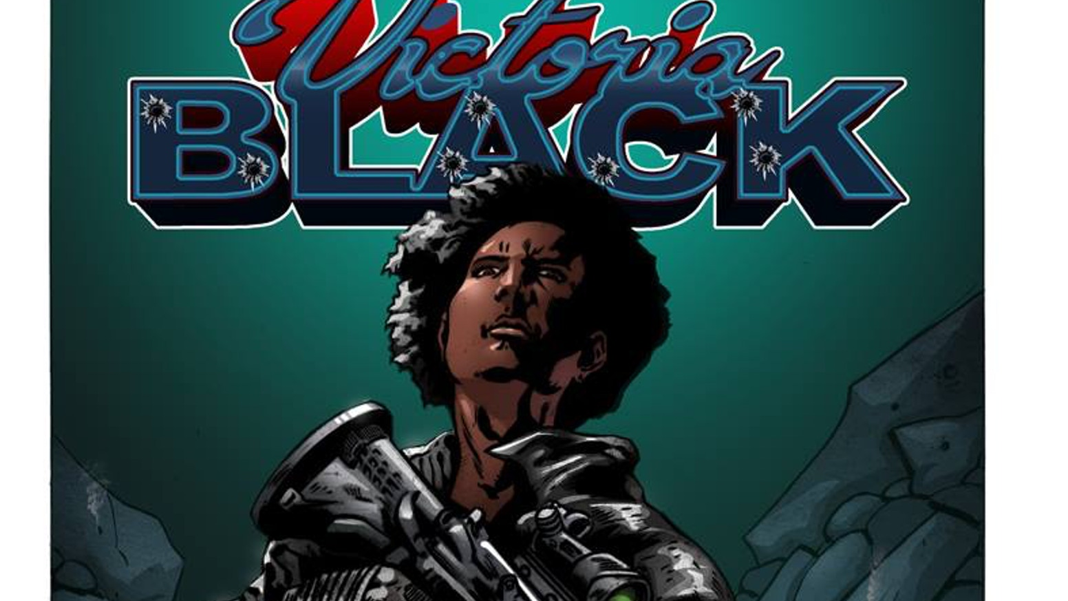 Bradley Golden, writer of successful comics, Mississippi Zombie & Leave On The Light, brings you Victoria Black - renegade assassin!
