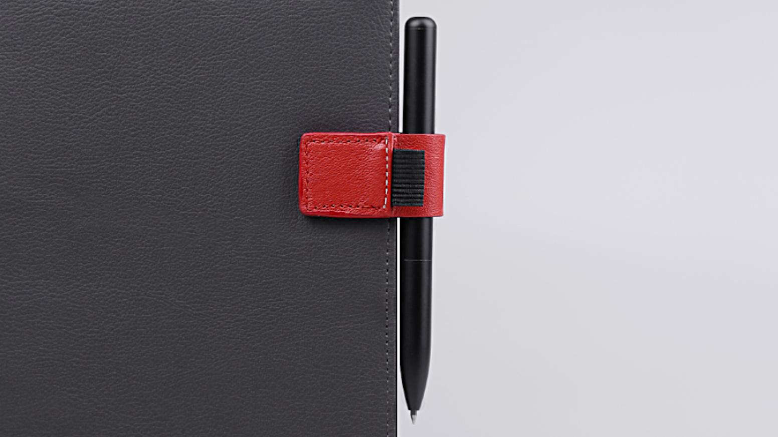 A versatile magnetic clip for your pen, earphone, cash, etc.