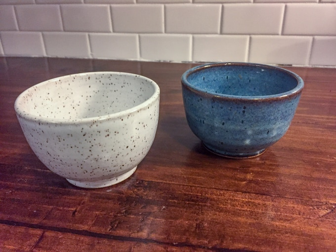 Small trinket bowl for $10 pledge.