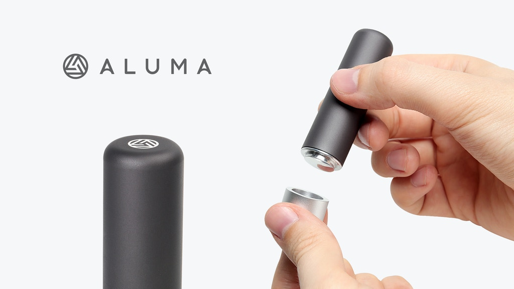 ALUMA: The World's First Magnetic Wax Seal by Stamptitude — Kickstarter