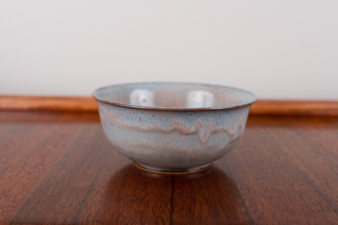 Serving bowl for $100 pledge.