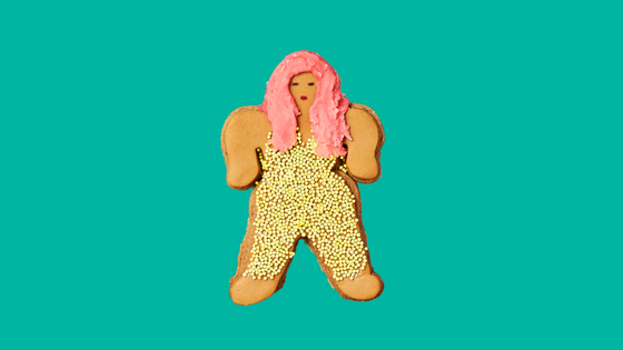 Spicy, Opinionated Gingerbread Women: perfect Christmas gift