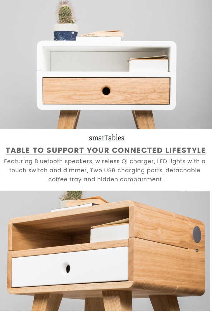 Multimedia Table: A Future Of Furniture. By