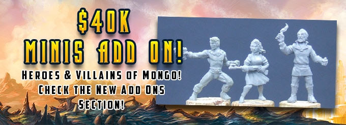 See the Add Ons below to add miniatures to your order!  (Warlord Print and higher pledge levels only!)