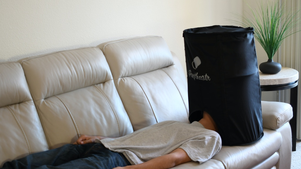 Poptheatr - The Personal Theater for Watching Comfortably
