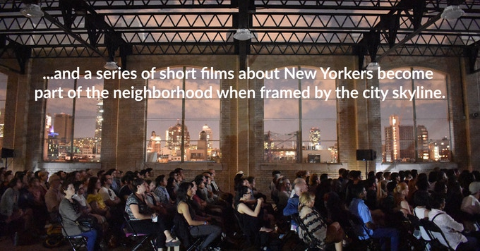 'New York Non Fiction' @ New Design High School
