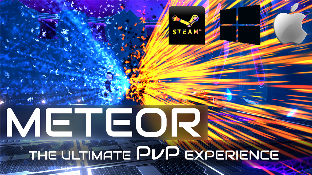 Project image for Meteor Online, The Ultimate PvP Experience