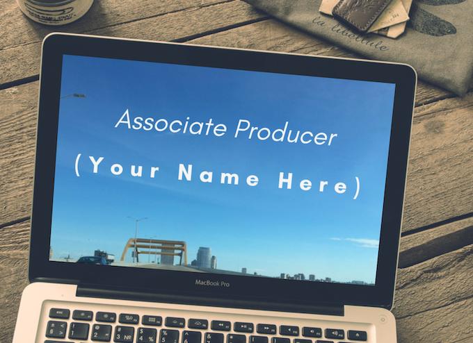 $500 Pledges - Associate Producer Tribute