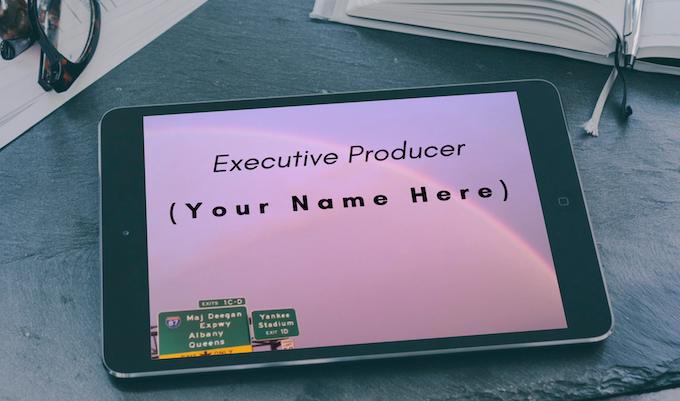 $1500+ Pledges - Executive Producer Tribute