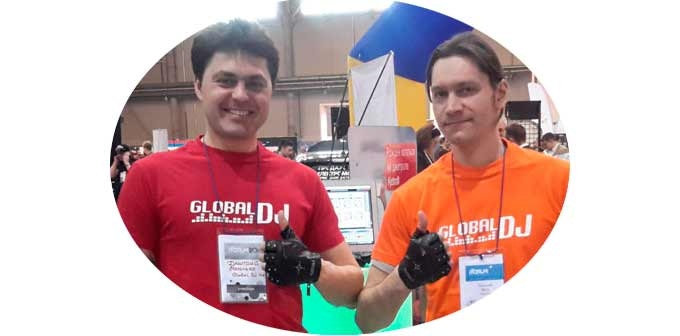 Founders: Dmitro Makhonko and Gennadiy Zhuga