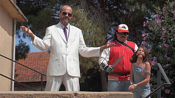 "The Villain: KINSKY (Olivier ""Dobbs"" Dobremel)"