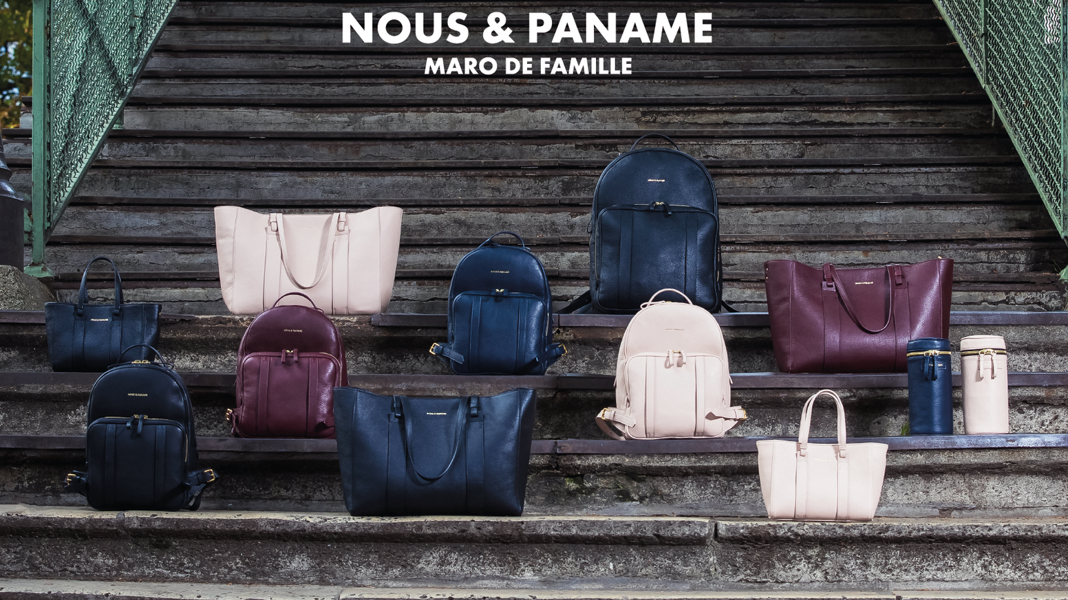 Nous & Paname, Premium Leather Goods for the Family