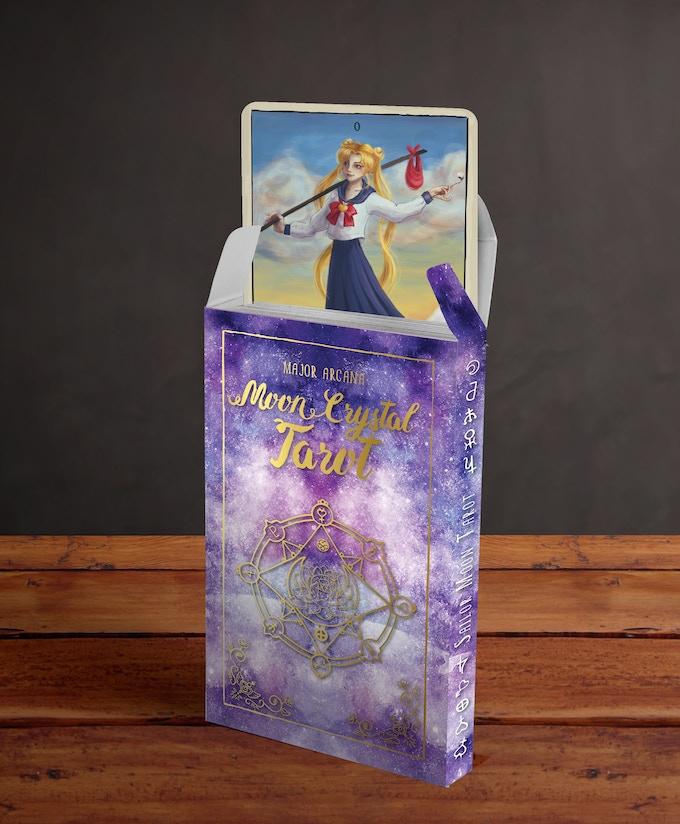 Card box mock up