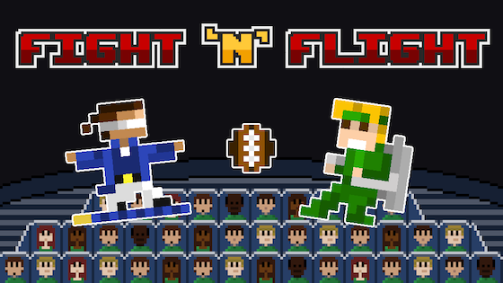 Fight 'n' Flight - An Arcade Style Sports Game