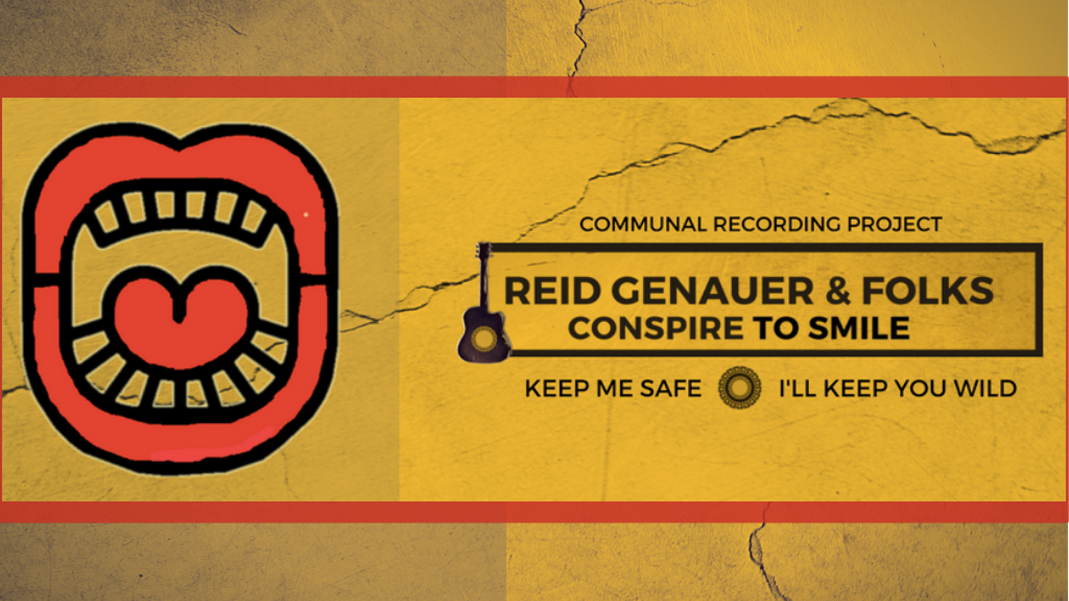 REID GENAUER & FOLKS | CONSPIRE TO SMILE