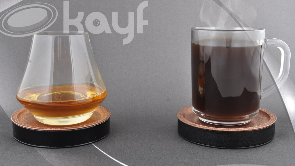 Kayf | Keeps Your Beverages Hot Or Cold For Hours