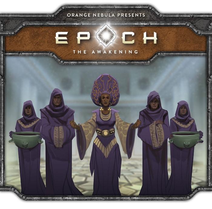 Empress Rhun, the Violet Sun