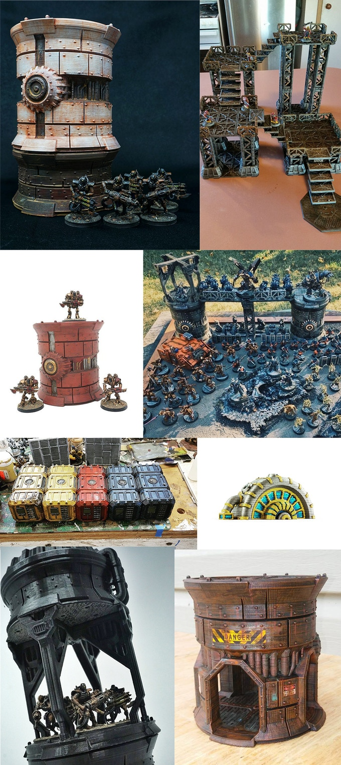WarLayer previous backers