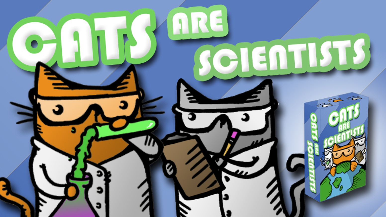 Cats are Scientists