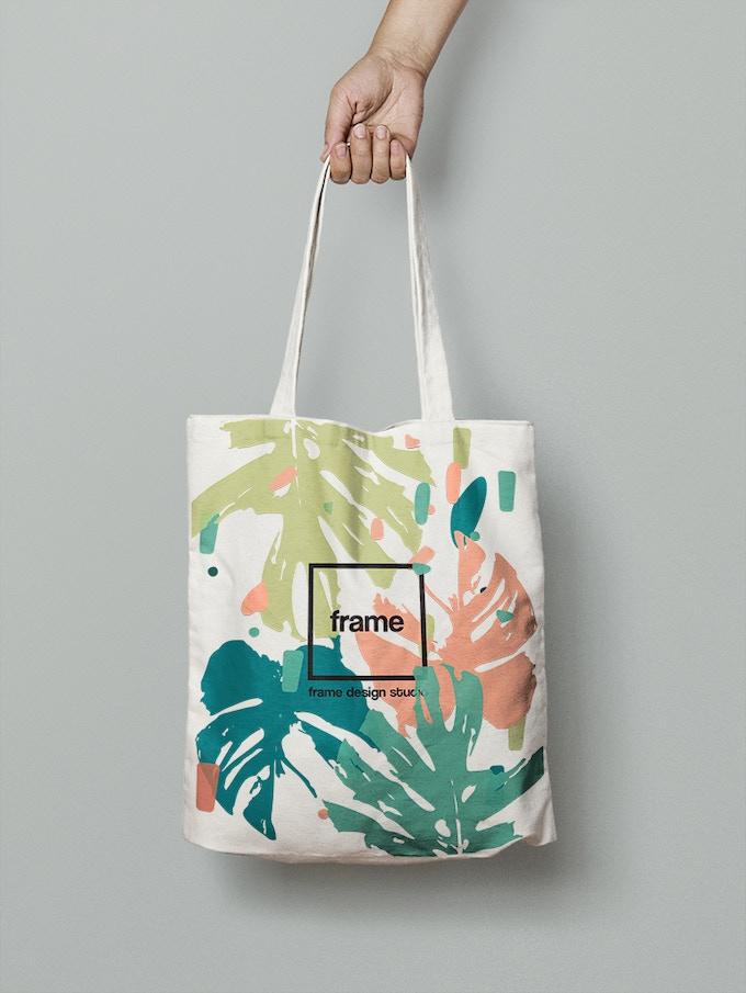 Bolsa Tropical / Tropical Tote Bag