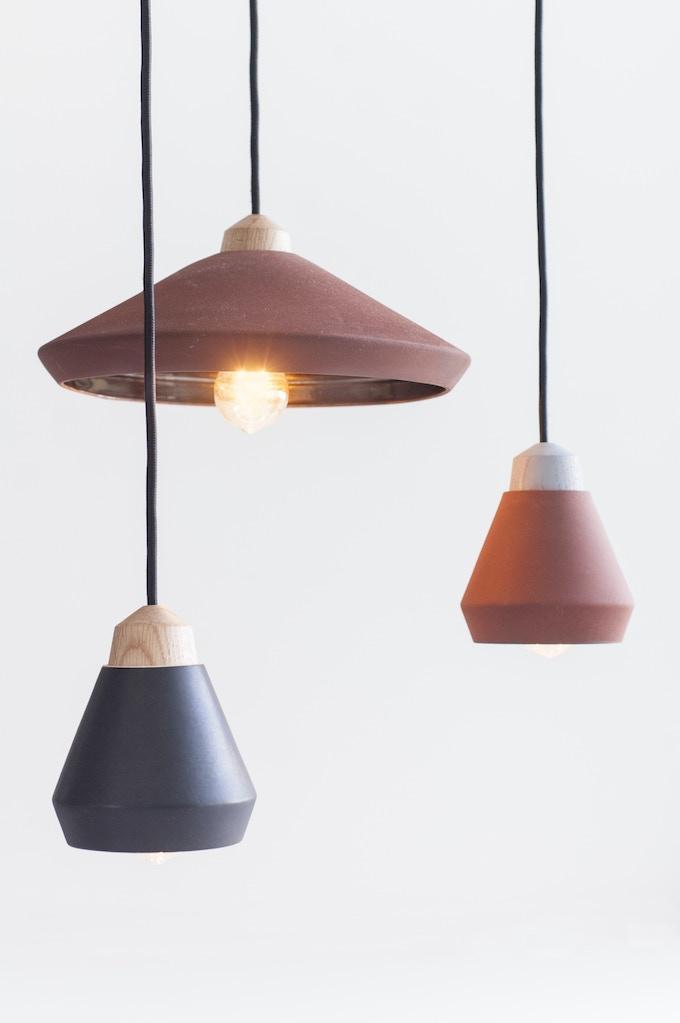 Lamparas de techo Ensemble / Ensemble pending lamps