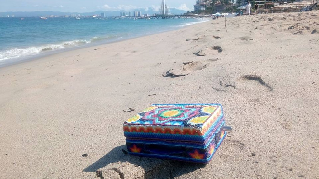Mexico Creates/ Wixarika Huichol Music Boxes: Balam Dreams