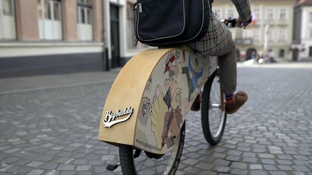 Big Buddy Bike: New e-Legend on the road