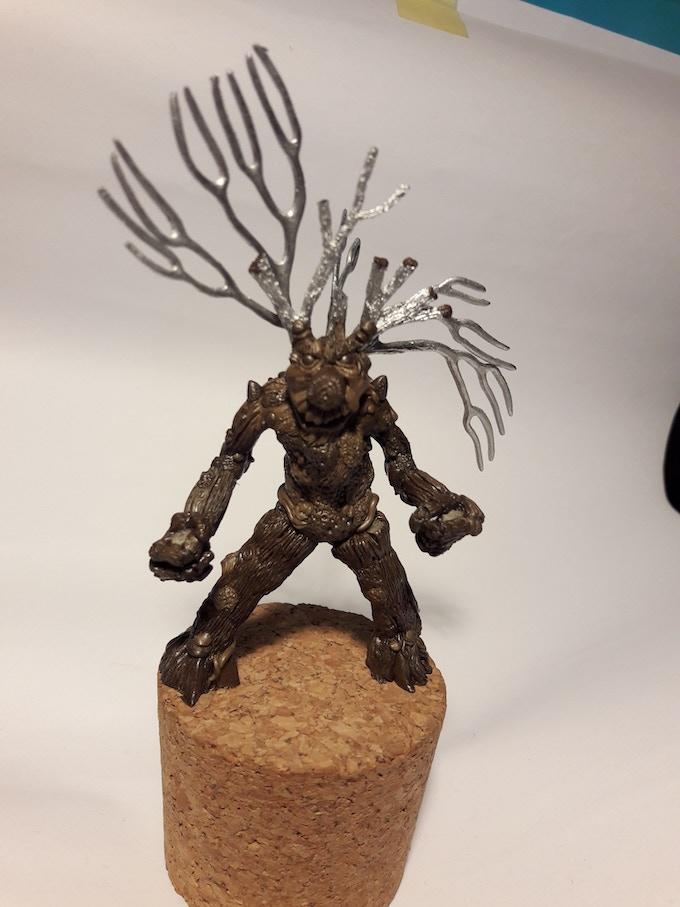 Treebrain the Treeman