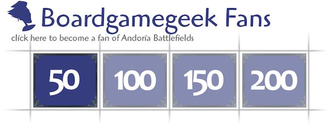 Andoria Battlefields by RAENTIK GAMES — Kickstarter