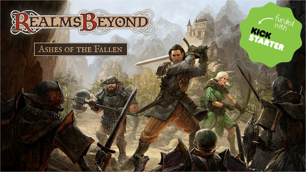 Realms Beyond: Ashes of the Fallen Project-Video-Thumbnail