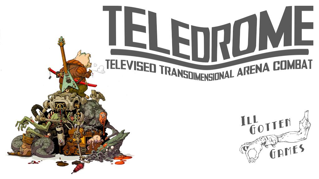 Teledrome project video thumbnail