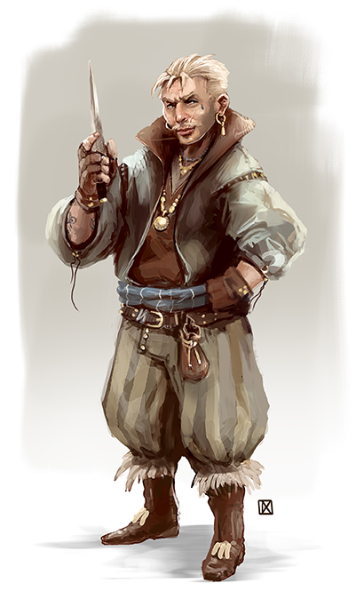 Our Smallfolk, called Hrymna or People of the Wagon