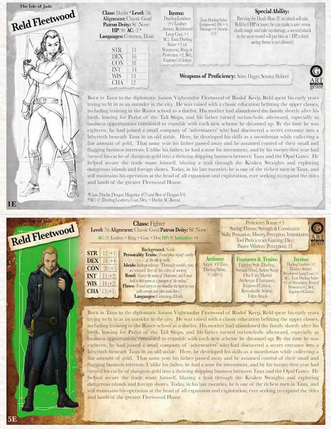 BackIt com - The White Ship Campaign Companion Set
