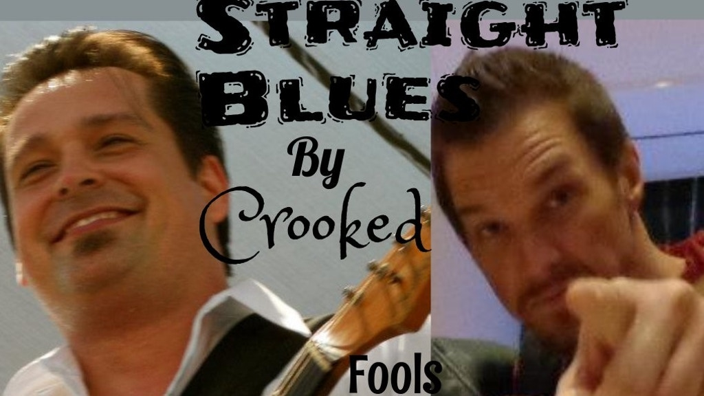 Shawn Pittman and J Moeller: Straight Blues by Crooked Fools project video thumbnail