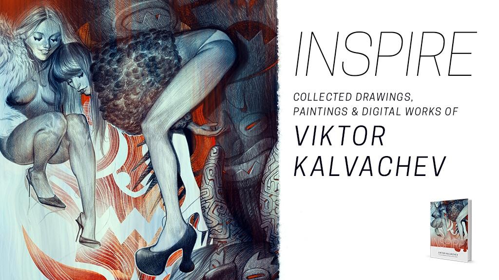 Inspire: The Art of Viktor Kalvachev project video thumbnail
